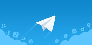بنر متحرک تلگرام