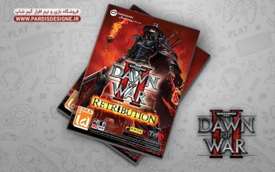 بازی Warhammer 40000 Dawn of War II Retribtion مخصوص PC