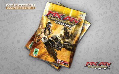 بازی MX vs ATV Supercross Encore مخصوص PC