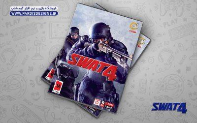 بازی Swat 4 مخصوص PC