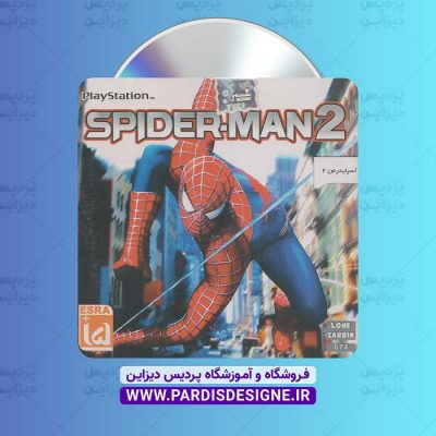 بازی Spiider-Man 2 مخصوص ps1